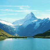 Peaceful Bachalpsee